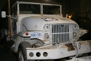 Oshawa built General purpose vehicle